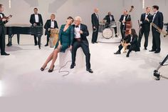 Pink Martini, the American band with an international flair, returns to the Center for a holiday spectacular! Pink Martini, Juke Box, Brazilian Samba, Jazz, Duke Ellington, Media Bias, China, New Shows, First Night