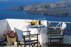 The Theoxenia Boutique Hotel offers comfort and convenience whether you're on business or holiday in Santorini. Offering a variety of facilities and services, the hotel provides all you need for a good night's sleep. To be found at the hotel a Fira Greece, Santorini Greece, Outdoor Sofa, Outdoor Furniture Sets, Outdoor Decor, Spa Hotel, Greece Hotels, At The Hotel, Hotel Offers