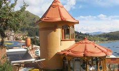 Las Olas: il bellissimo hotel boliviano che sembra uscito da un libro di favole (FOTO)