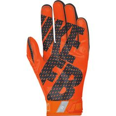 8087f03edaf Nike Vapor Jet 3.0 Men s Receiver Gloves - Team Orange Black