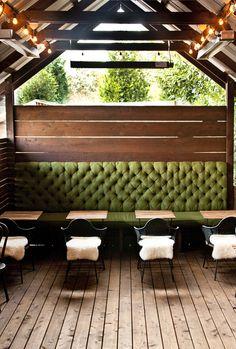 Kaper Design; Restaurant & Hospitality Design Inspiration: Cartola