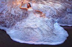 la mariée de l'océan