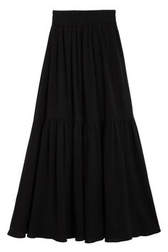 4eddc4413 Mara Hoffman - Black Carmen Skirt | BONA DRAG Mara Hoffman, My Wish List