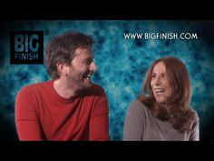VIDEO: David Tennant & Catherine Tate On Why They Love Working Together On Doctor Who
