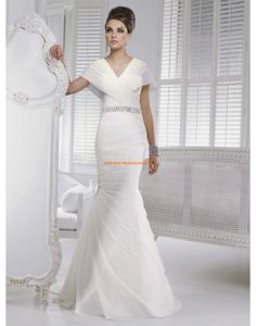 RONALD JOYCE Sexy Moderne Brautkleider aus Chiffon