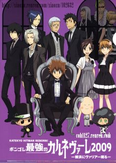Tsuna.. you might turn out to be a great boss..