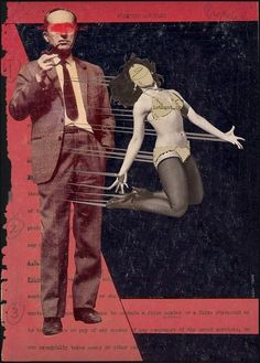 Collage.- soul3sh: Franz Falckenhaus - Sticky
