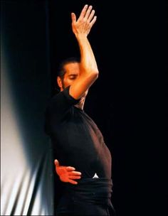 Israel Galván, <em>Fla.co.men</em>, 2014<br><br>Courtesy Théâtre de la Ville © Hugo Gumiel