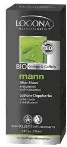 Logona for Men - 100 ml - Aftershave lotion vind je snel met onze zoekhulp voor Bolcom voor natuurlijk en biologisch.