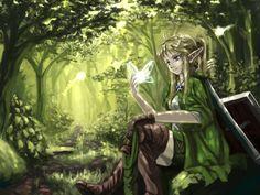 Link (female) fanart | #Zelda #Linkle