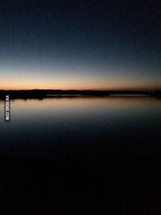 This is in Finland at 03:00 a.m. I love it there!