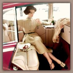1952 rolls final How to travel in style…in a Rolls Royce natch. Shot by Richard Rutledge 1952.