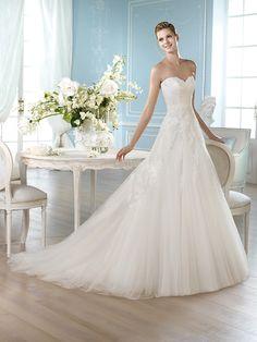 vestidos de novia lupana vilchez