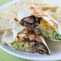 California Burritos
