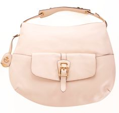 Never really did do purses but this Lauren Ralph Lauren White Leather Bag is cute