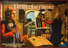 The Princes of Florence | Image | BoardGameGeek