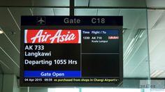 Flug nach Langkawi - Check more at http://www.miles-around.de/trip-reports/economy-class/airasia-airbus-a320-200-economy-class-singapur-nach-langkawi/,  #A320-200 #AirAsia #Airbus #Airport #avgeek #Aviation #EconomyClass #Flughafen #LGK #Reisebericht #SIN #Trip-Report