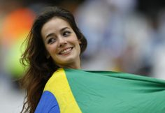 Photogenic fans of the World Cup - Day 8 - Yahoo Sport