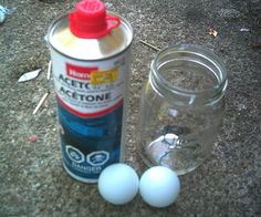 How to Make Nitrocellulose