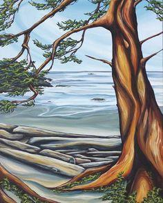 Landscape Art Design Inspiration 38 New Ideas Landscape Quilts, Abstract Landscape, Landscape Paintings, Watercolor Paintings, Contemporary Landscape, Home Landscape Art, Landscapes, Watercolor Artists, Landscape Lighting