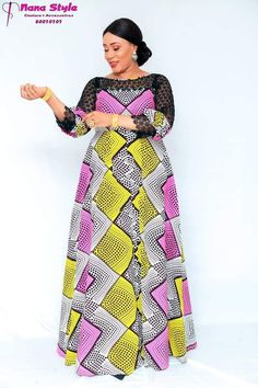 African Dresses For Kids, African Maxi Dresses, Latest African Fashion Dresses, African Print Fashion, African Attire, Traditional African Clothing, African Dress, Long African Dresses, African Outfits