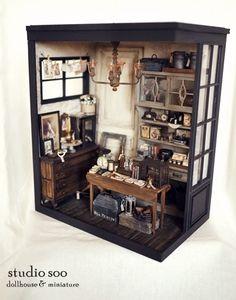 Production in March 2013. + 2013. 5. 14 부분 수정 재완성 Mini Vintage Shop