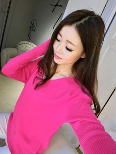 New Fashion Women's Pullover Sweater Lady V-neck Batwing Sleeve Cashmere Wool Knitted Solid Color Wear Loose Size 4XL