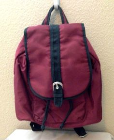 Avon Lite Weights Red Back Pack #Avon #BackpackStyle