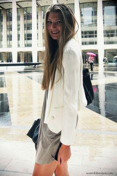 street style ss/2013 fashion week New York