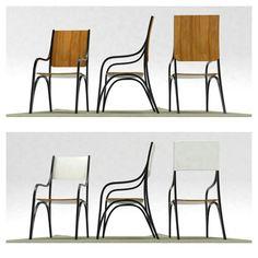 Curvi chair