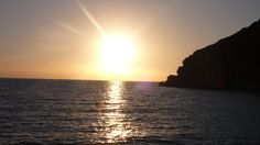 Sunset Milazzo, Sicily