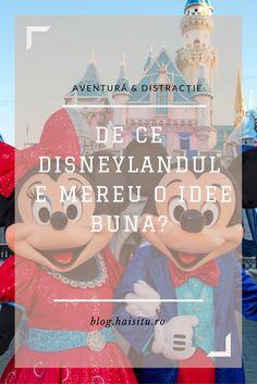 De ce Disneylandul e mereu o idee bună?  Află mai multe detalii despre o vacanță plină de aventură și distracție pe blog.haisitu.ro #DisneylandParis #France