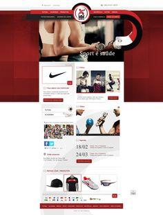 Projeto Website Institucional + Vitrine de produtos.