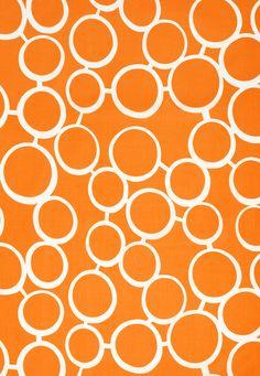 Sunglass Print in Orange, 174292. http://www.fschumacher.com/search/ProductDetail.aspx?sku=174292 #Schumacher #ShopTrinaTurk