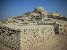 Archaeological Ruins at Moenjodaro, Sind, Pakistan. Inscription in 1980. Criteria: (ii)(iii)