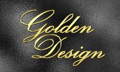 簡単!フォトショップで本物のような輝きがまぶしい黄金文字をつくる方法