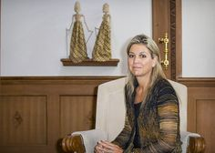 Queen Maxima of The Netherlands visits Jakarta, Indonesia August 2016