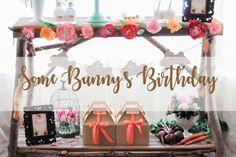 Some Bunnys Birthda