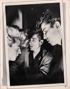 Stray Cats - Smash Hits (May - June,1981)
