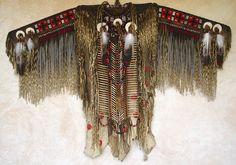 """Eagle Spirit"" - Native American War Shirts by Chuck Reddick"