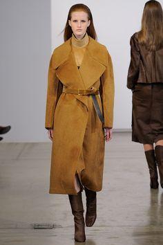 Calvin Klein Collection Pre-Fall 2013  {via  The Living Fashion   26 December 2012 }