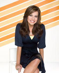 Brenda, I love you , but Mrs. Robin is beautiful.  Robin Meade '91 - CNN news anchor, 1992 Miss Ohio