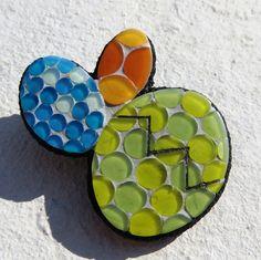 Dragon eggs - faux glass mosaic | by Saffron Addict
