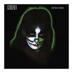 """L'album dei #Kiss intitolato """"Peter Criss"""" in edizione limitata su vinile, completamente rimasterizzato nel 2014. Include un codice per il download digitale."""