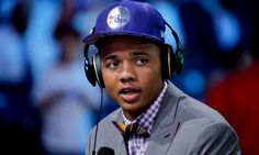 Markelle Fultz receives a tasty welcome to Philadelphia = After being selected with the first overall pick in the 2017 NBA Draft, guard Markelle Fultz arrived in Philadelphia on Friday to meet with his new team. Fultz also received a gift from.....