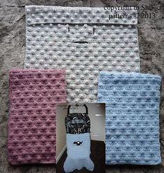 Ravelry: Bobble stroller/buggy blanket Crochet Pattern #237 pattern by ShiFio's Patterns