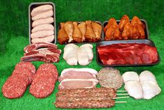 Organic butcher mill hill Highland Foods, Award Winning Organic Welsh Meat Delivered Direct to Your Door Over Night - BBQ Packs 7 - 14