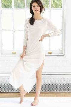 Out From Under Bodycon Maxi Dress - Urban Outfitters