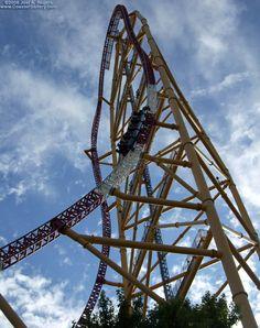 Top Thrill Dragster, Cedar Point