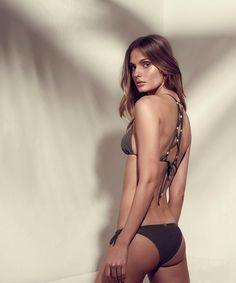 f7f7821fc6 Solid Military Lucy Bikini. Brazilian CutVix SwimwearDesigner ...